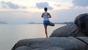 Yoga training volgen